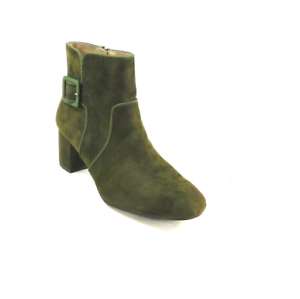 White Mountain Women's Calisi Ankle Boot Booties Olive Size 9M