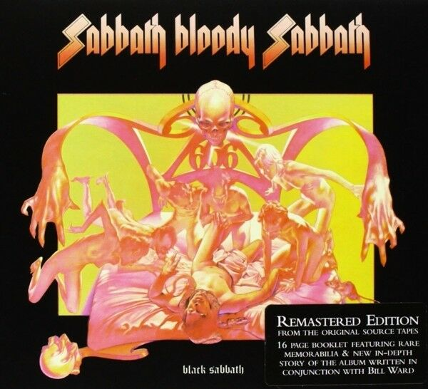 Sabbath Bloody Sabbath (Remastered)