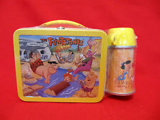 2001 Hallmark School Days Lunchbox!Flintstones! LE of 19,500! COA! NIB! Wrapped!