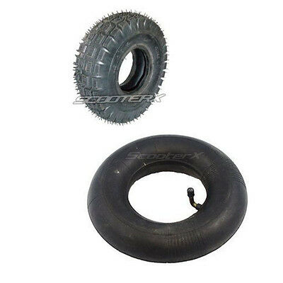 Inner TUBE 9x3.50//3.00-4 electric gas skateboard 300x4 razor 49cc Street Tire