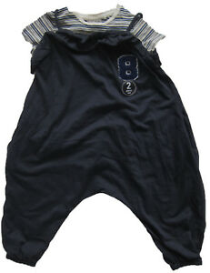 New-Girls-Blue-NEXT-Playsuit-amp-Top-Age-2-3-Years