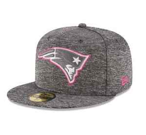 New England Patriots Adult New Era 59FIFTY 16 Breast Cancer ... bd2b95bea