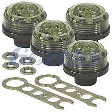 15~170psi 4pcs TPMS LED Auto Smart Sensor Tire Pressure Monitor Valve Stem Cap