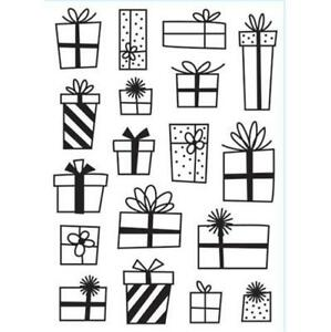Darice Embossing Folder 4.25 x 5.75 Inches Congrats Phrases