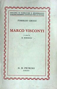MARCO-VISCONTI-T-Grossi-Libro-G-B-Petrini-Torino