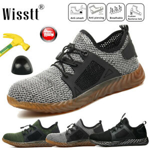 Men-Safety-Steel-Toe-Work-Shoes-Lightweight-Sports-Trainers-Indestructible-Boots