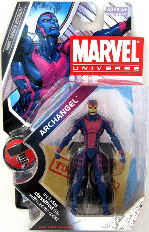 Marvel Universe azione cifra (2010 Wave 3) - Archangel Skull Version S2  15
