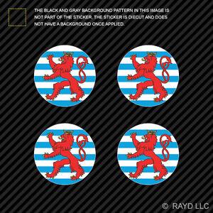 Lithuanian Air Force Roundel Sticker Decal Vinyl LAF Lithuania LTU LT