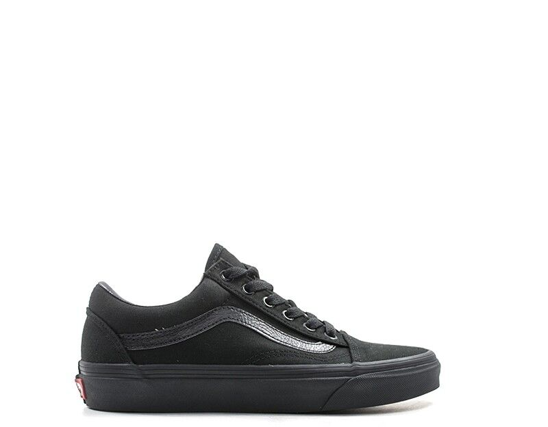shoes Vans Woman black Fabric VD 3 HBKA