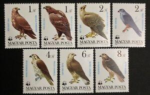 Briefmarke-Ungarn-Yvert-Und-Tellier-N-2864-Rechts-2870-N-MNH-Cyn31