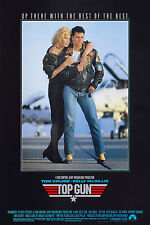 TOP GUN MANIFESTO RIDLEY SCOTT TOM CRUISE VAL KILMER KELLY MCGILLIS TOM SKERRITT