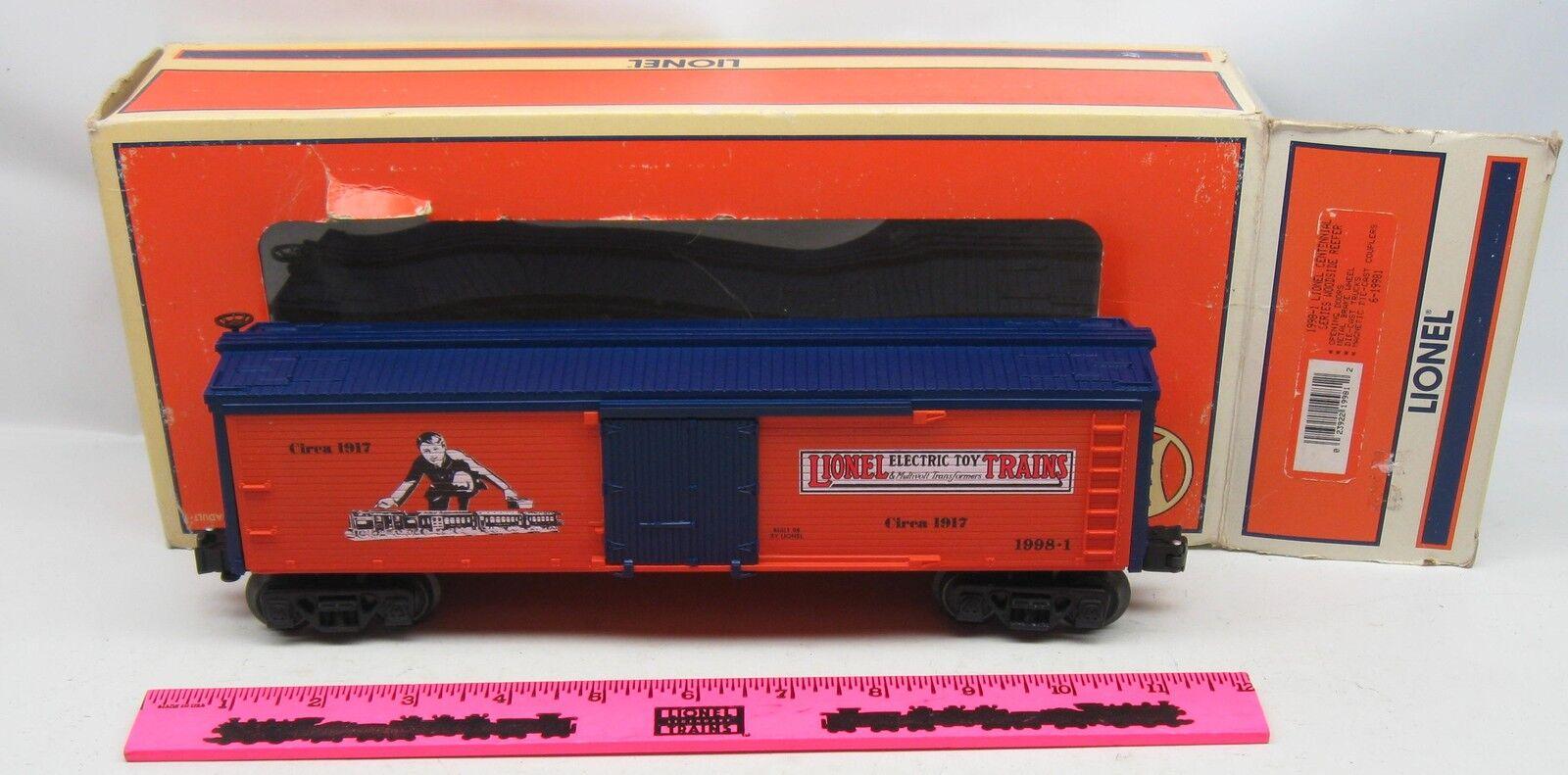 Lionel  6-19981 Lionel Centennial Series Woodside reefer