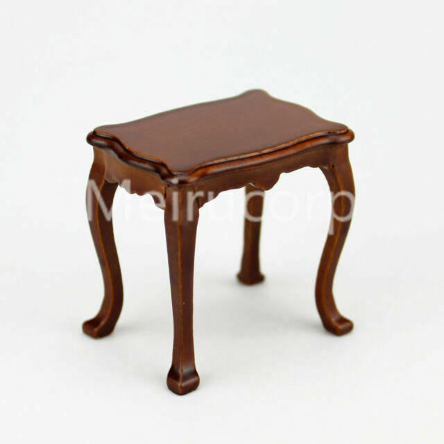 1:12 scale dollshouse miniature  coffee tables /& side cabinet 3 to choose from.