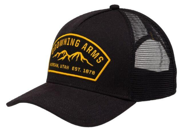 ef692be7 Browning Black Ranger Mesh Cap 308877991 for sale online | eBay