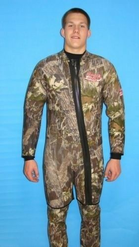 Wetsuit 3 MM Farmer John up  to 5X Plus Size 2 Piece Suit Scuba gold Series 96XS  large discount