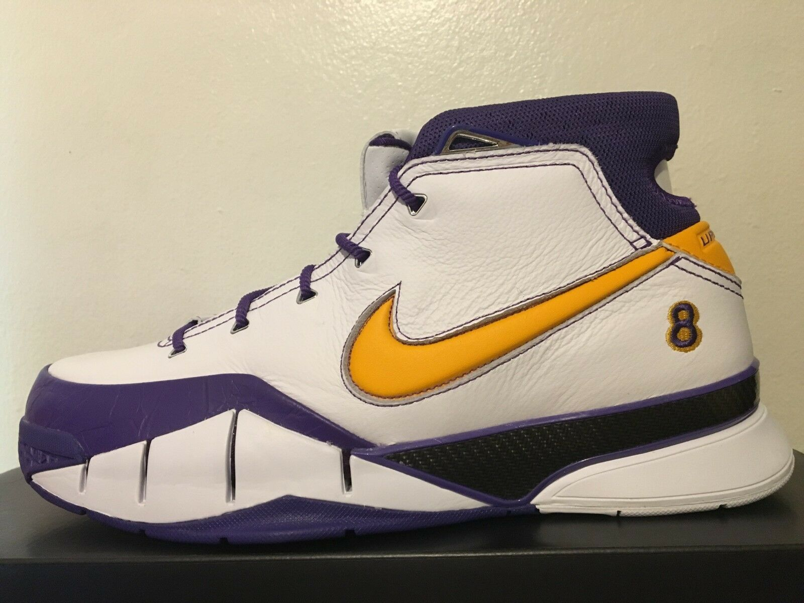 NEW NIKE Kobe 1 Predro 13 Final Seconds Think 16 Close Out LA Lakers AQ2728-101
