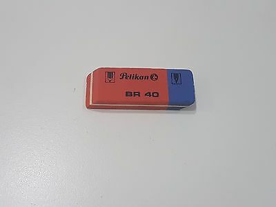 Blu e Rosso Pelikan BR 40 Gomma per Cancellare Pacco da 4