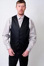 Hospitality Catering Waistcoat Bar Staff Waiters Waist Coats In 6 Colours