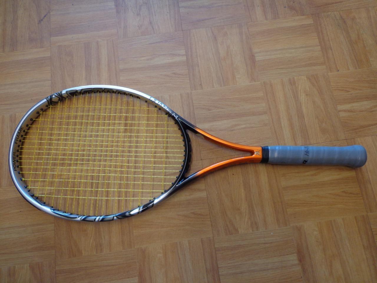 Volkl Quantum 3 Titanium Lite voiturebon OverTaille 110 head 4 3 8 grip Tennis Racquet