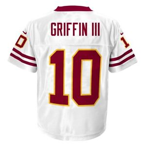 Image is loading Robert-Griffin-III-NFL-Washington-Redskins-Dazzle-Replica- 7ce45fe37