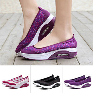 Forme Fitness Tonifiant Marche Ups Chaussures Femme Semelle nN0w8vmO