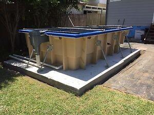 Details about Fibreglass Pools / Fibreglass Swimming Pools / Kit Pools /  Diy Pools Above Grnd