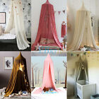Baby Bedding Dome Canopy Netting Mosquito Bed Curtain Net Kids Bedroom 8 Colors