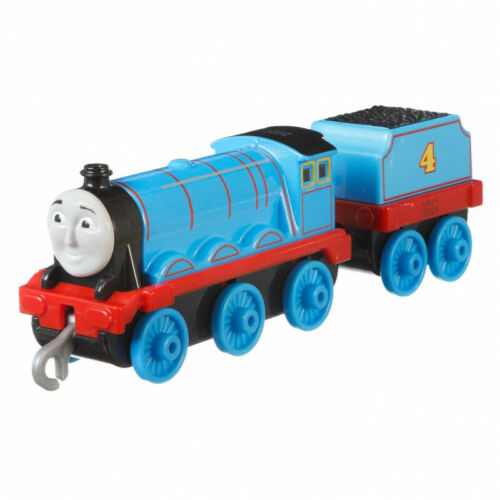 TrackMaster Thomas and Friends Grand Pousse En Métal Engine Toy Train-Gordon
