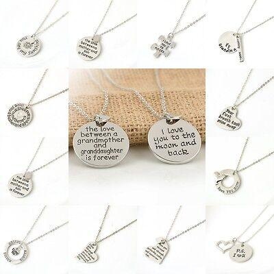 Stylish Pendant Chain Necklace  Jewelry Pretty Multi-style Fashion Elegant Gift
