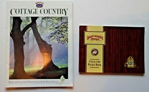 David Winter Cottages Collectors Pocket Book 1989 Cottage country Magazine 1987