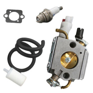 Carburetor-Fuel-Filter-Kit-For-HUSQVARNA-340-345-346-350-353-Zama-503283208-Part