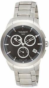 Tissot-UOMO-T0694174406100-Grigio-Titanio-Quarzo-Quadrante-Cronografo