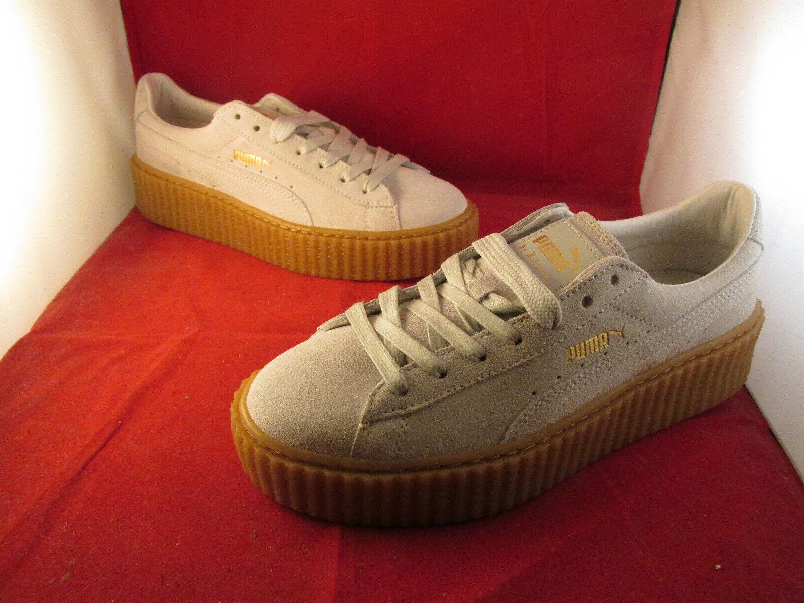 Los zapatos más populares para hombres y mujeres Puma Creepers X Shoestring Rihanna Avena 3 4 5 6 trigo 361005-03 sportslocker