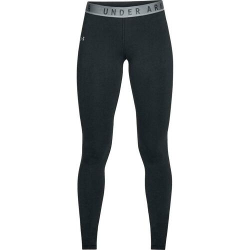 Womens Under Armour Favorite Leggings Soft Cotton Stretchy Leggings NEW