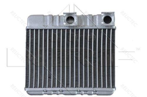 Matriz de calentador interior Intercambiador de Calor BMW:E46 E83 3,X3 64118372783 8372783
