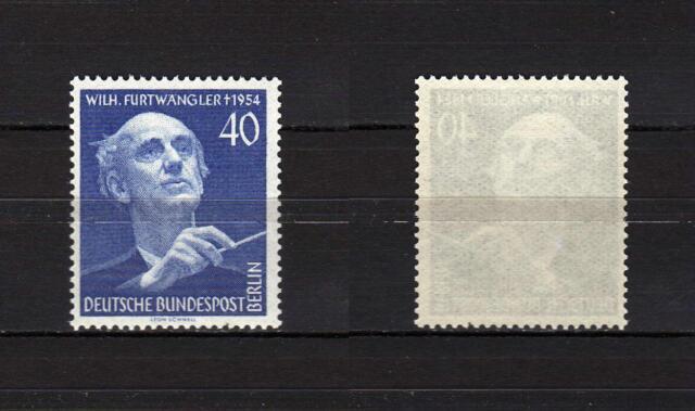 #53 - Germania, Berlino - Festival musicale (Furtwangler), 1955 - Nuovo (** MNH)