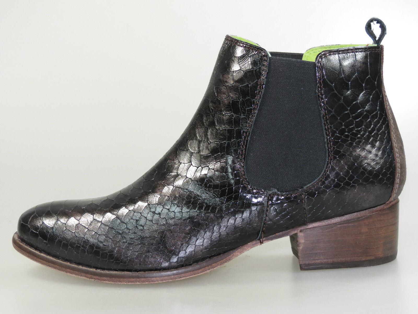 en linea Maruti botas Fiave mujer 66.1042.02.k47 gris cuero + nuevo + + + tamaño 38 & 40 & 41  Ahorre 60% de descuento y envío rápido a todo el mundo.