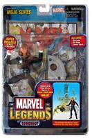 Marvel Legends Mojo Series Longshot