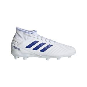 Détails sur Adidas pour Enfants Chaussures de Sport Garçons Predator 19.3 Cale Entraînement