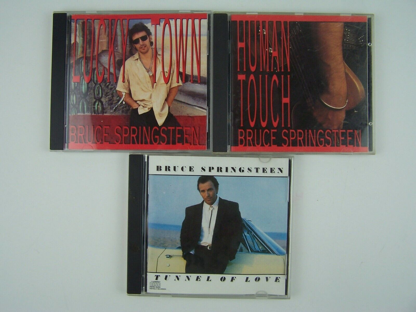 Bruce Springsteen & The E Street Band 3xCD Lot #3