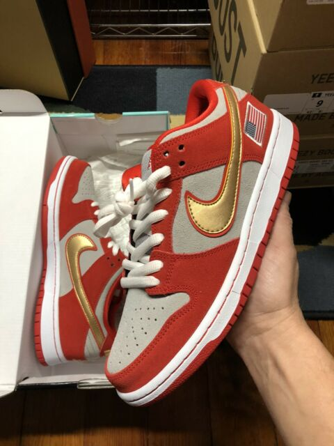 differently great fit uk store Nike Dunk Low Pro SB Challenge Red Size 12 Nasty Boys Cincinnati ...