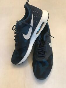 Details about NIKE Air Max TAVAS SE 718895 401 Men's Running Shoe blue and white size 14 SS1