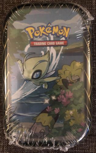Pokemon TCG: Shining Fates Mini Tin Brand New On Hand Complete Set Of 5