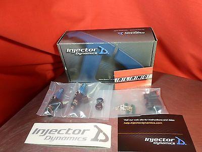 Injector Dynamics ID1000CC Mazda RX-7 93-95 11mm Adaptors
