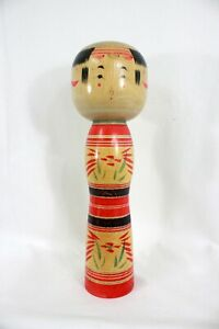 Dento-Kokeshi-Bambola-Giapponese-Yajiro-Made-in-Japan-113