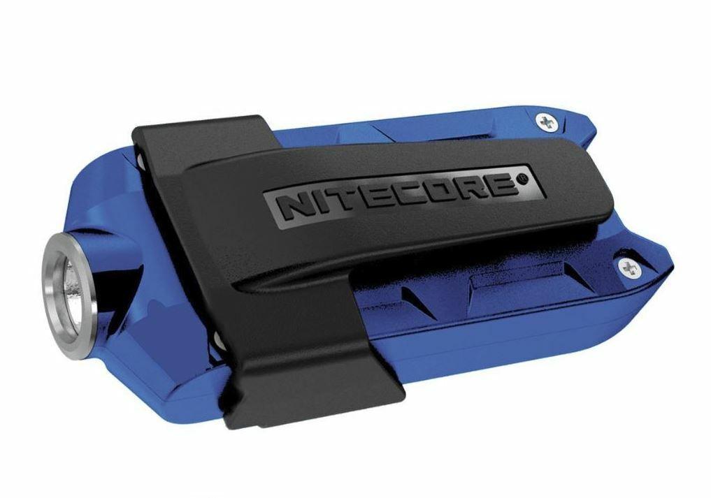 Nitecore TIP 2017 bluee EDC torcia portatile 360 Lumens XP-G2