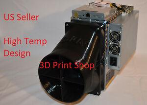 Antminer-DR5-S11-S15-T15-S17-T17-Z9-Z11-7-034-Double-fan-duct-Shroud