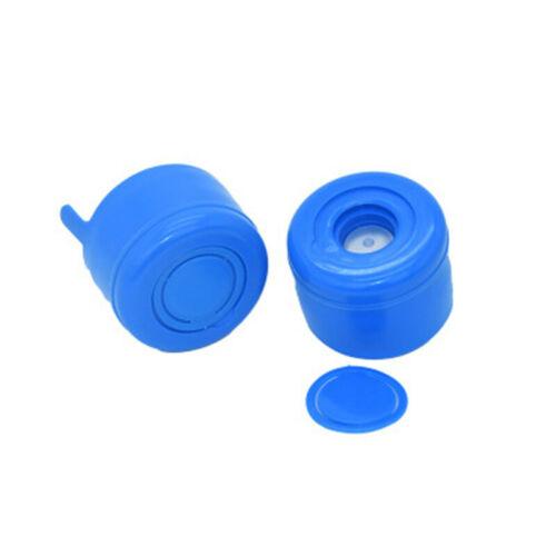 10 Pcs Non Spill Water Cap Gallon Water Bottle Caps Reusable Lid Drinking
