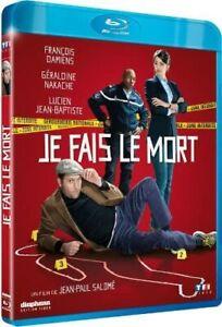 Je Fais Le Mort [Blu-Ray] François Damiens - NEUF - V FR