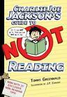 Charlie Joe Jackson's Guide to Not Reading von Tommy Greenwald (2012, Taschenbuch)